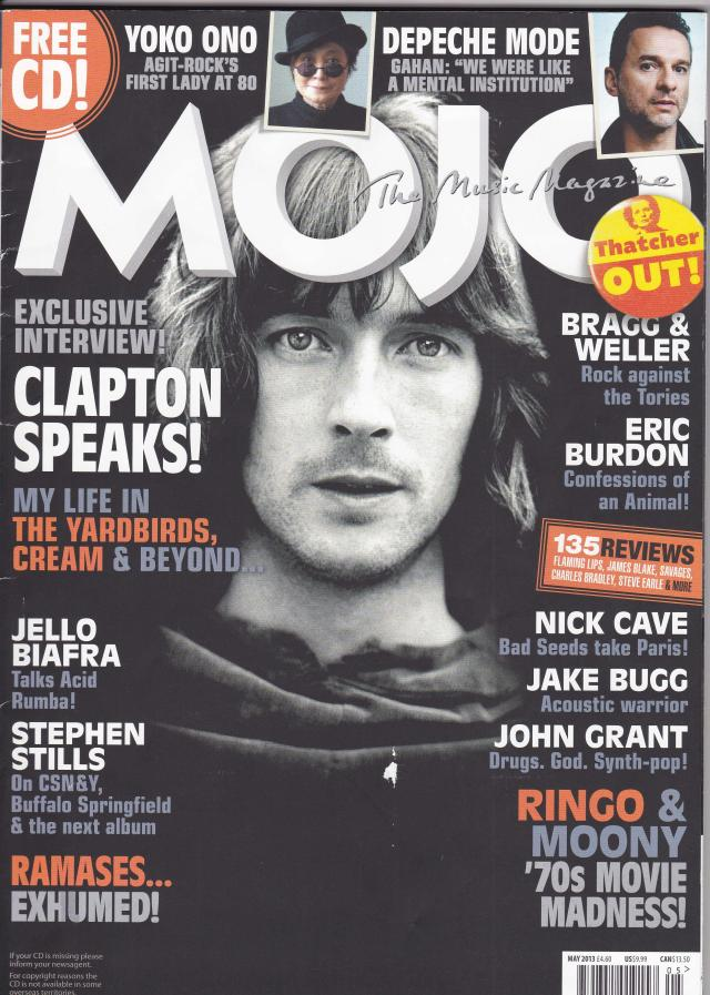 Mojo May 2013